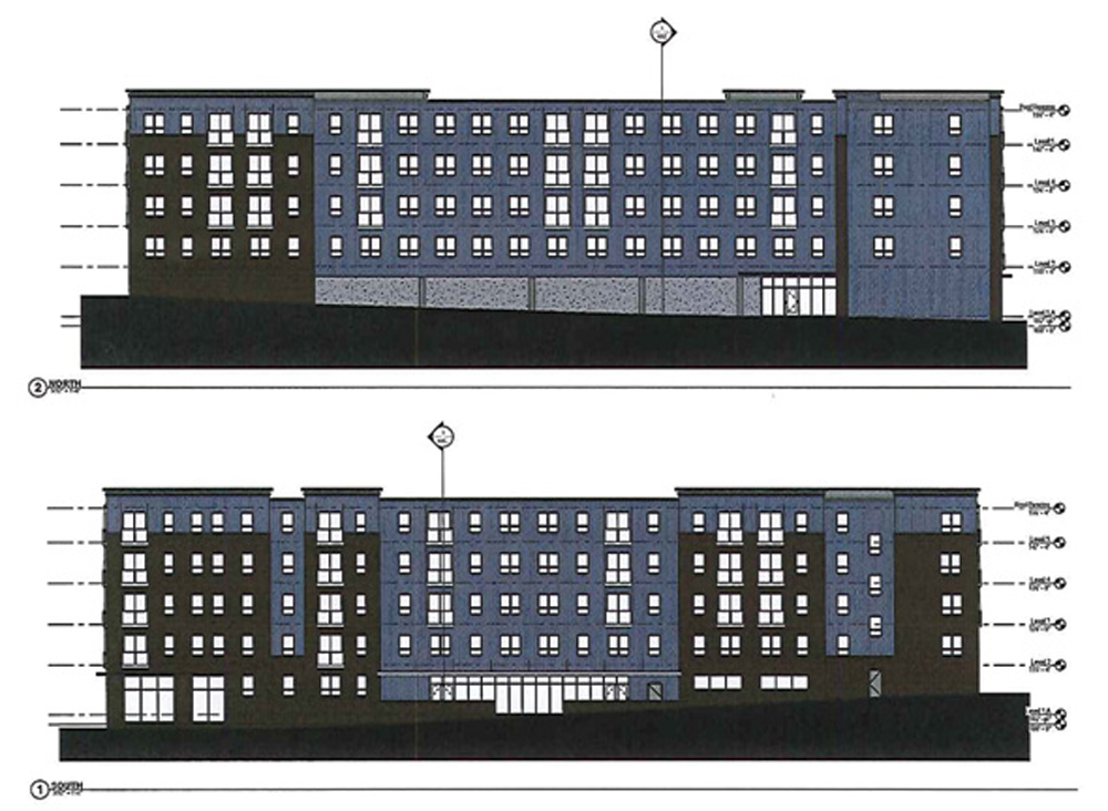 Affordable senior housing planned west of Highland Village Center