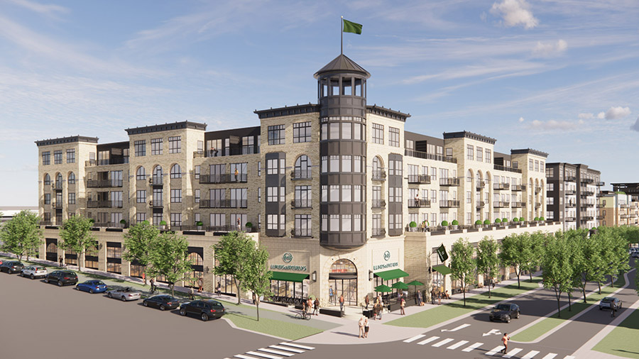 Highland Bridge: Lunds and Byerlys
