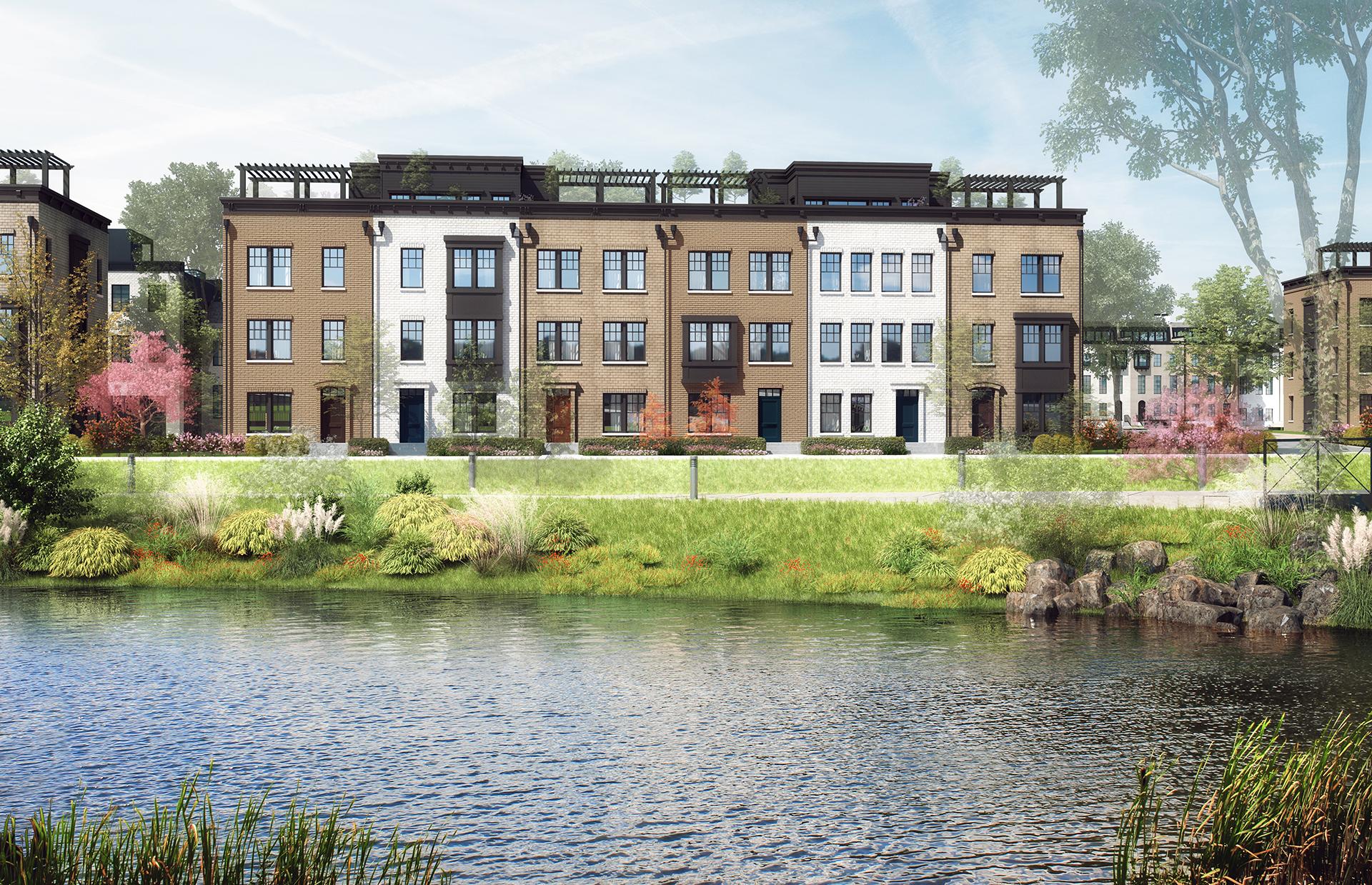 Highland Bridge Housing Updates